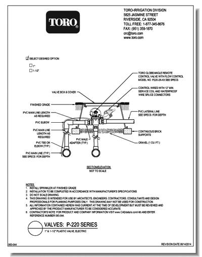Toro 252 Valve Pressure Regulator Schematic Free Vehicle Wiring